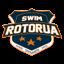 Swimming Rotorua Logo